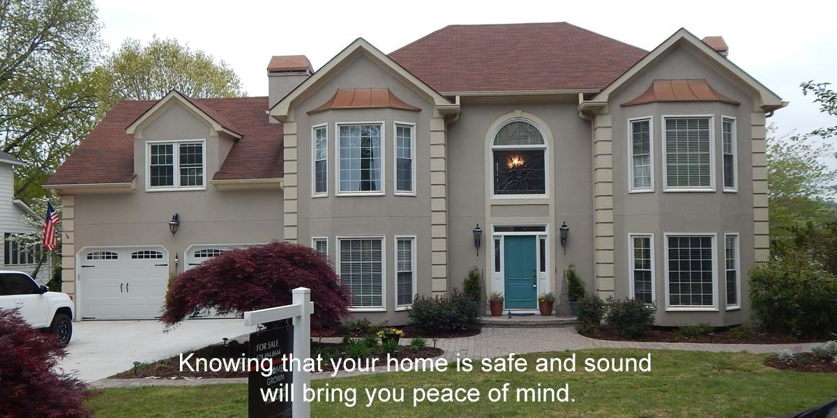 Peace of Mind Slider